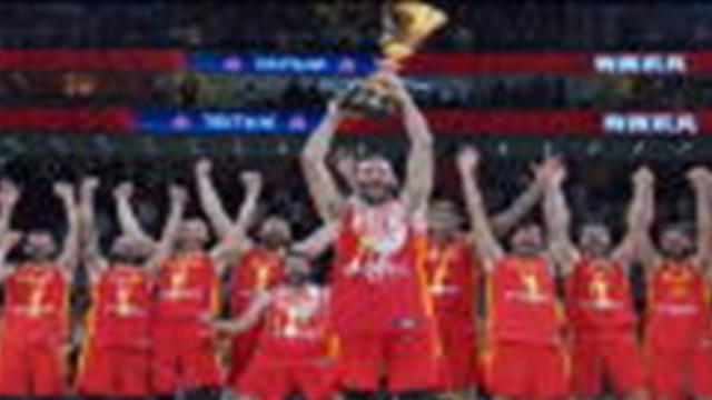 Finale - L'Espagne retrouve le toit du monde