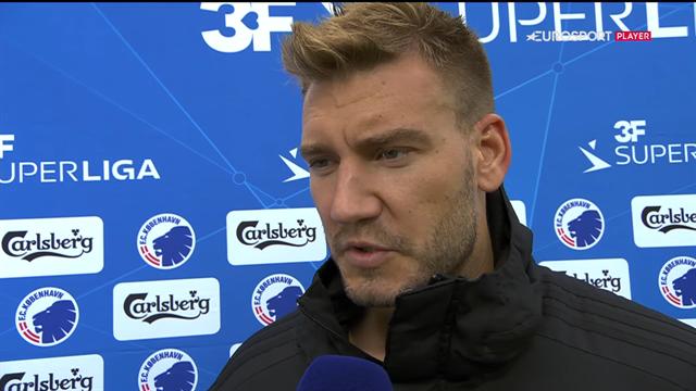 Bendtner om debut: Det var rigtig, rigtig stort for mig