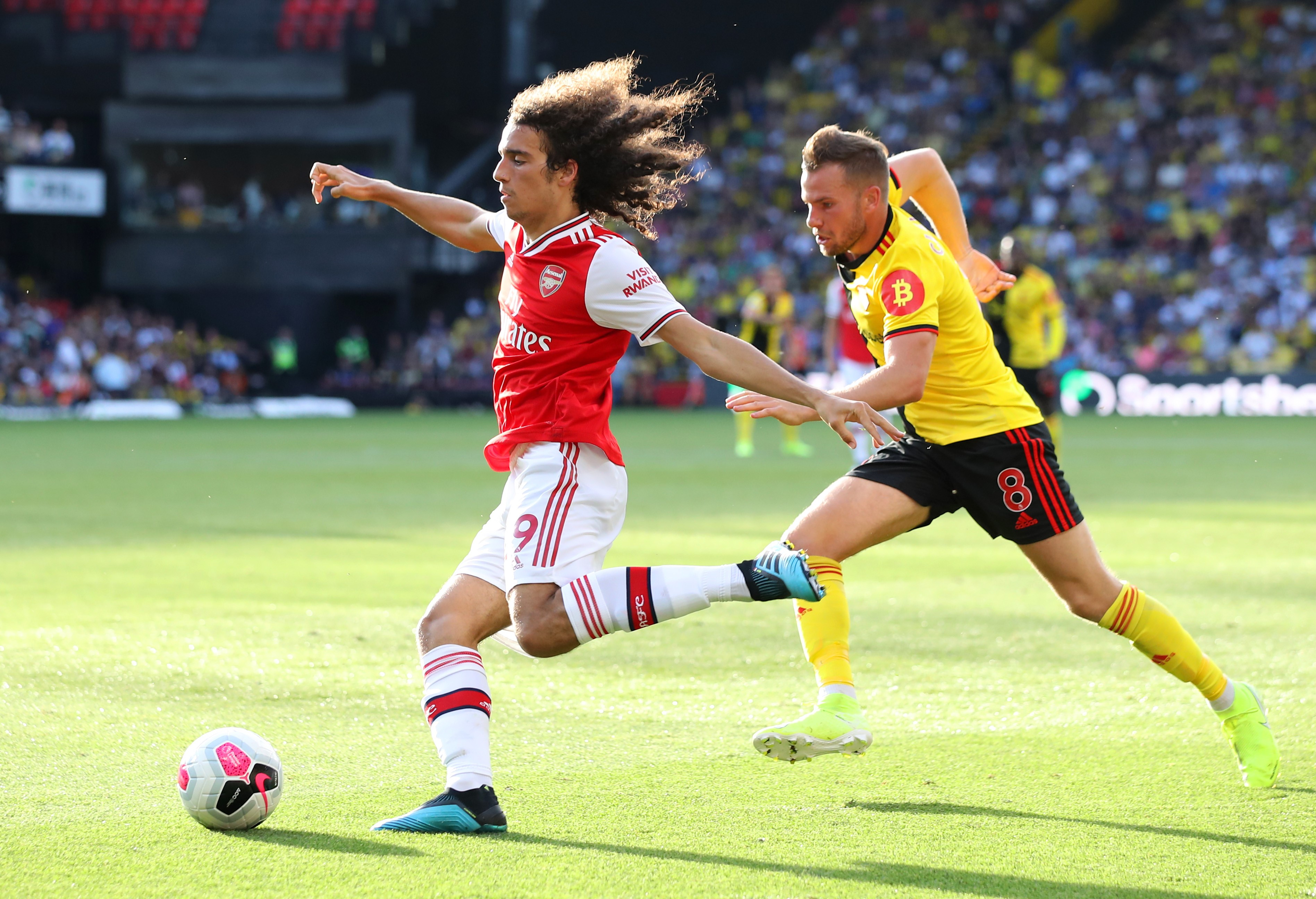 Matteo Guendouzi | Arsenal