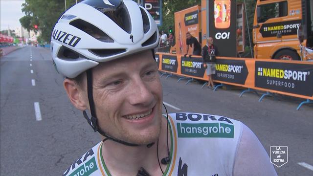 """Sam Bennett:""""Mi sono mosso troppo tardi e ha vinto Jakobsen"""""""