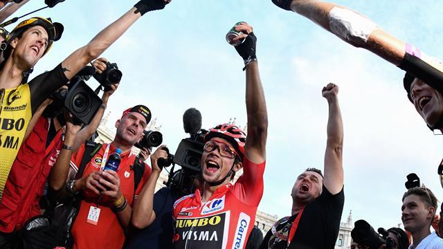 Vuelta 2019: da Torrevieja a Madrid, tutte le tappe in Diretta su Eurosport 1 e sul Player