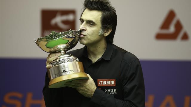 O'Sullivan makes intriguing left-handed 147 promise to fans