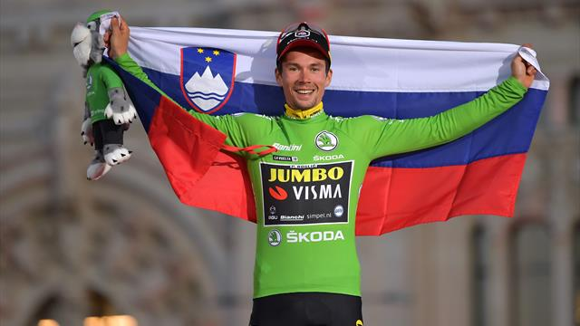 Wiggins podcast: Ski jumping prepared Roglic for Vuelta win, Brailsford changed cycling