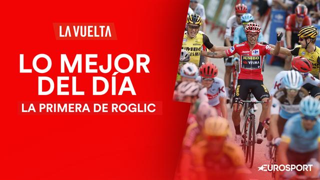 Vuelta a España2019, lo mejor del día (21ª etapa): Roglic disfruta de su primer gran triunfo