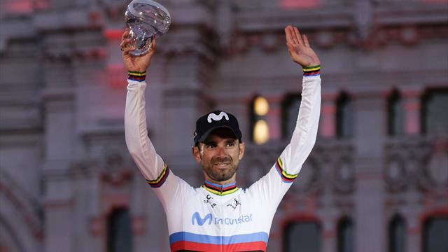 'I thought second was impossible' - Valverde surprised by his own Vuelta performance