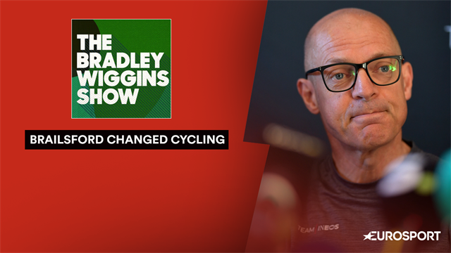 Wiggins: Brailsford single-handedly made Britain a great cycling nation