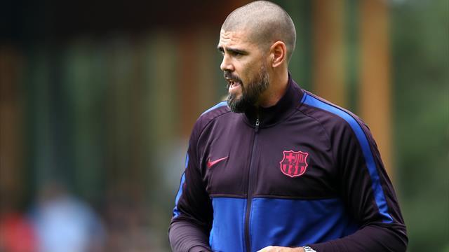 Rot bei Liga-Debüt: Wieder Wirbel um Barca-Coach