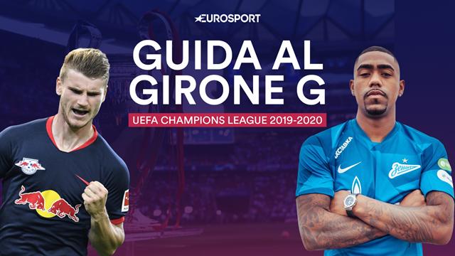 Champions League, la guida al girone G: formazioni tipo, allenatori e stelle