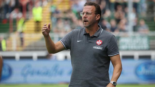 Offiziell: FCK trennt sich von Trainer Hildmann