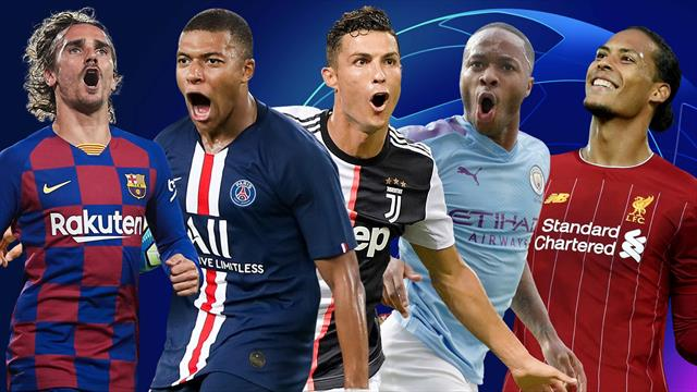 Liverpool sous-côté, PSG bien placé : votre Top 5 des plus beaux effectifs d'Europe