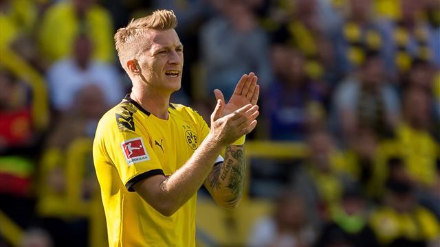 Reus hofft auf Duell mit Messi - BVB ohne Schulz gegen Barca