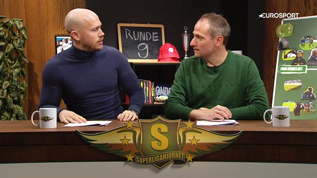 SuperligaHjørnet med Simo & Høygård, 9. runde