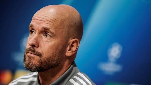 Non, la victoire de Lille 5-1 face au PSG n'a pas échappé à ten Hag...