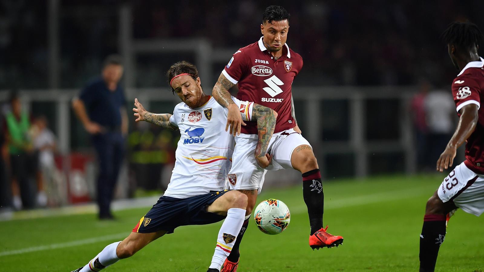 Le pagelle di Torino-Lecce 1-2: tra i granata, bene solo Izzo e Sirigu ...