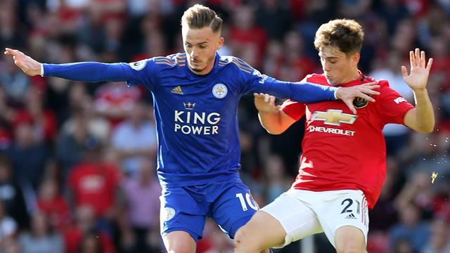 Paper Round: Man Utd target English quartet next summer