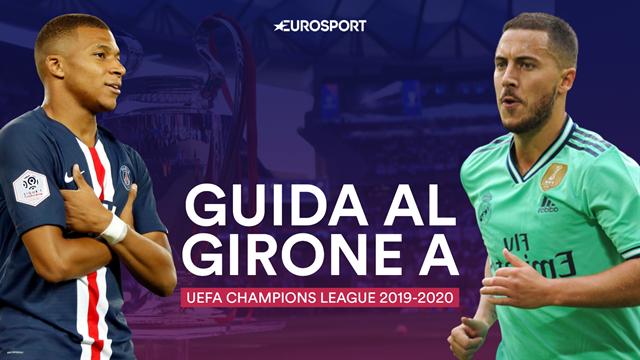 Champions League, la guida al girone A: formazioni tipo, allenatori e stelle