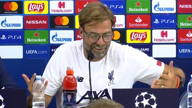 Jurgen Klopp: Manchester City are best team in the world