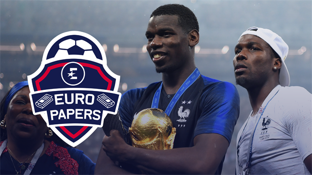 Euro Papers: Paul Pogba's brother drops fresh exit hint