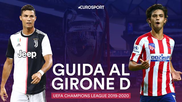 Champions League, la guida al girone D: formazioni tipo, allenatori e stelle