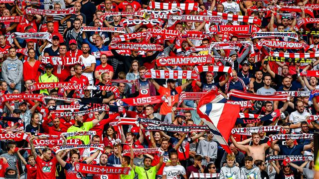 Les supporters du LOSC interdits de déplacement à Clermont ce samedi