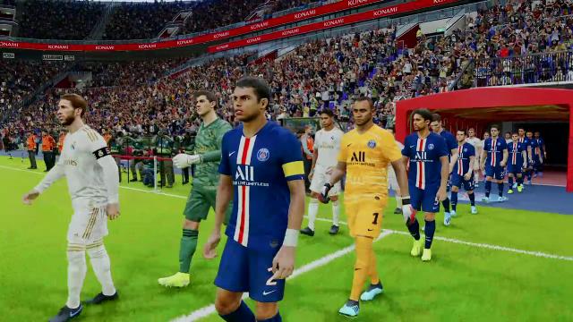 Champions Virtual: Así ha quedado el PSG-Real Madrid
