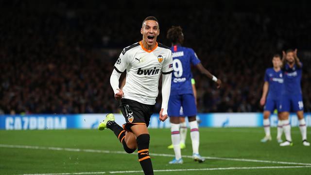 Valencia stun Chelsea after Barkley penalty shambles
