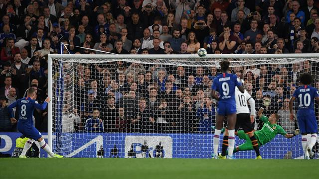 'Ross is the penalty taker' – Lampard defends Barkley