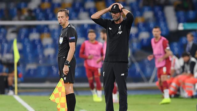 """Klopp : """"Chacun a son avis sur le penalty"""""""