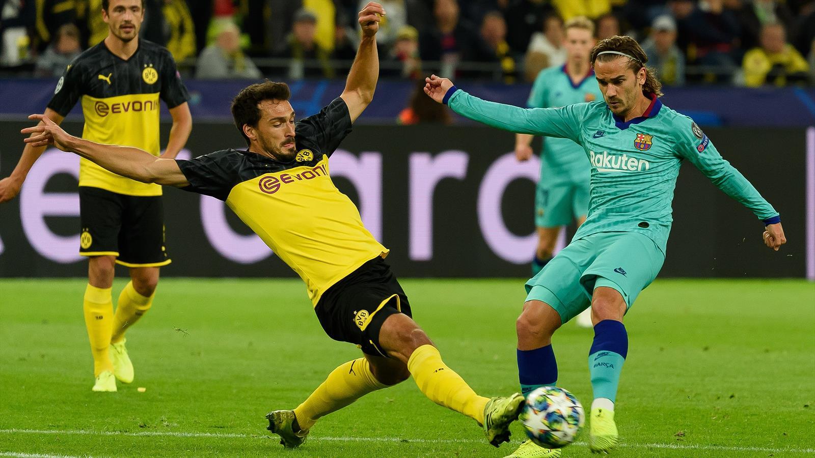 Dortmund Barcelona FuГџball