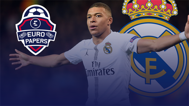 Euro Papers – Real Madrid's secret pact with Mbappe sets up world-record transfer