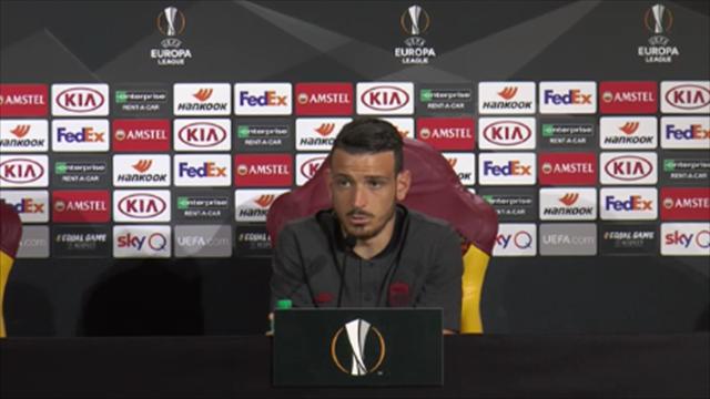 """Florenzi: """"Siamo una squadra vera, ci sarà da divertirci. Vietato sentirci appagati"""""""