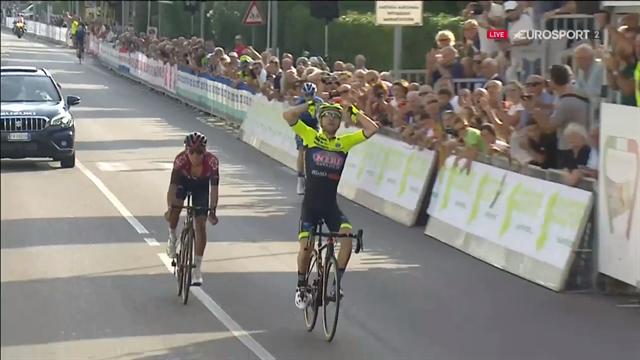 Visconti klopt Bernal in Ronde van Toscane