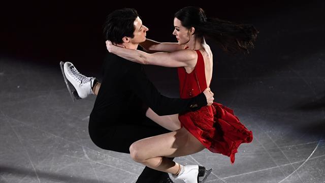 Трехкратные чемпионы Олимпийских игр Вирчу и Мойр завершили карьеру