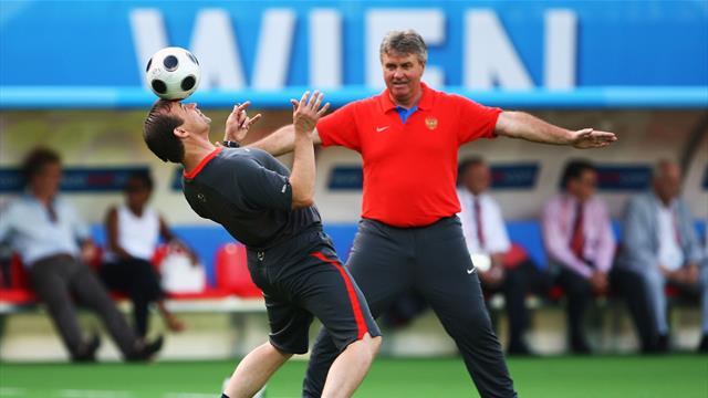 Hiddink nicht mehr Trainer der chinesischen Olympiaauswahl