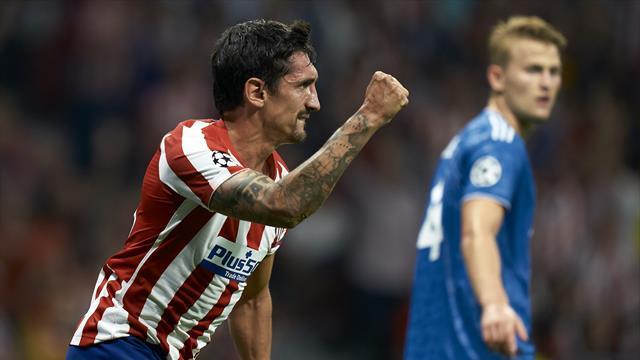 L'Atlético n'a pas changé, la Juve peut le regretter