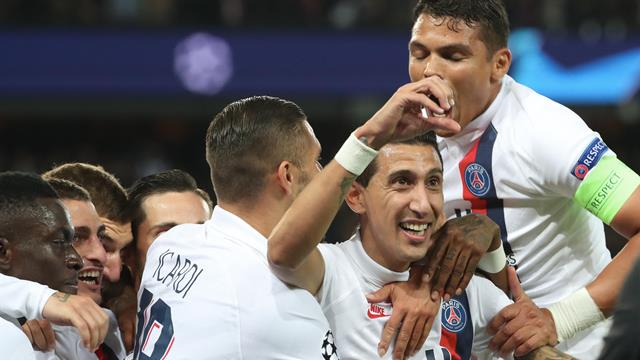 Di Maria double condemns lacklustre Real to defeat