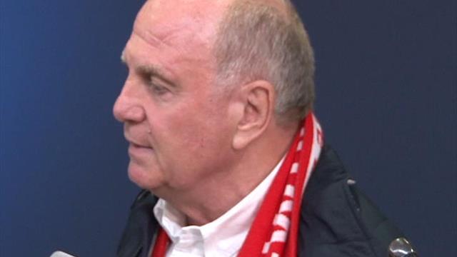 """""""Unmöglich"""": So schimpft Hoeneß über ter Stegen und DFB"""