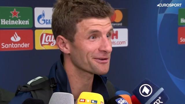 """Müller sieht Torhüter-Debatte anders als Hoeneß: """"Schön für deutschen Fußball"""""""