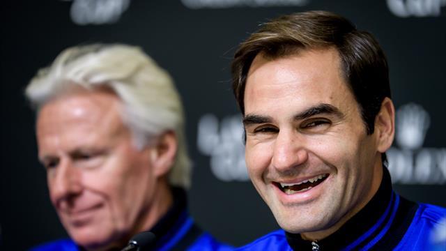 Roger Federer reveals views on Rafael Nadal