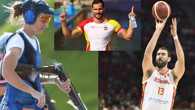 Juegos Olímpicos 2020: Estos son los españoles clasificados para Tokio 2020