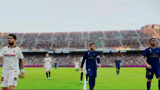 Liga Virtual: Así ha quedado el Sevilla-Real Madrid