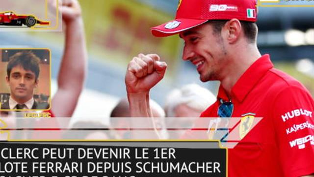 Leclerc et Hamilton rêvent de premières : Les chiffres à connaître avant le GP de Singapour