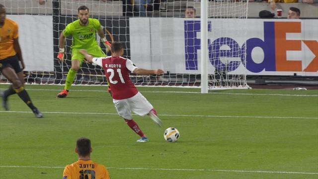Höjdpunkter : Wolves v Braga