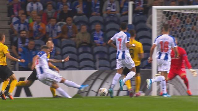 Höjdpunkter : Porto v Young Boys