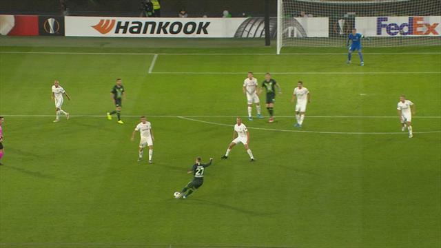 Höjdpunkter : Wolfsburg v Olexandriya