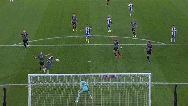 Höjdpunkter : Espanyol v Ferencvaros