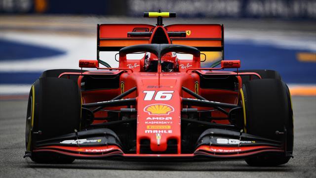 Libere 1 a Verstappen, Vettel 2°. Problemi al cambio per Leclerc, Bottas va a sbattere