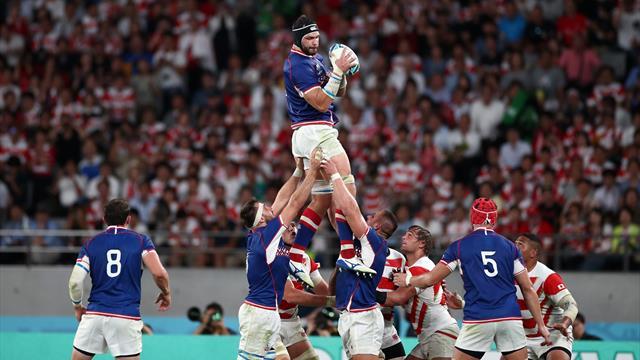 Aerial errors plague Japan nervy opening win