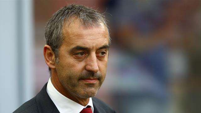 """Giampaolo: """"Derby? Ho l'ambizione di giocare bene e vincerlo. Al posto di Calabria gioca Conti"""""""