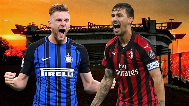 Milan-Inter, il derby delle difese: i numeri di due reparti che possono fare la differenza